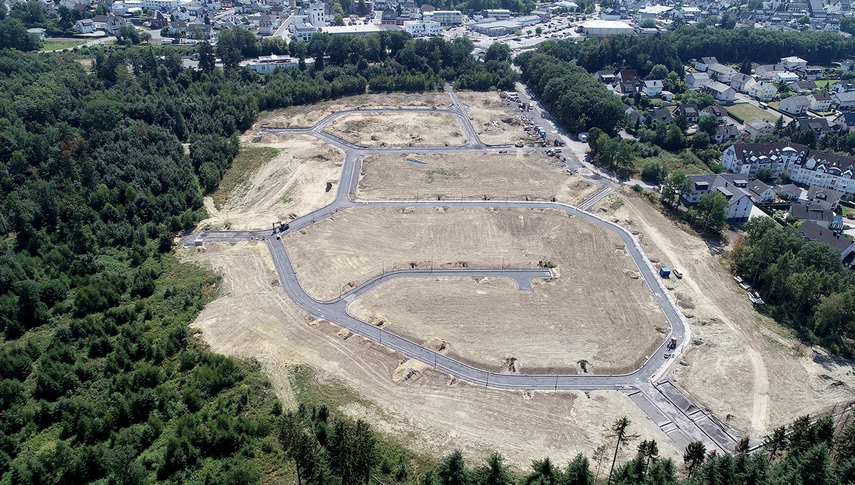 KNEBEL Baugesellschaft Projekt Erdbau