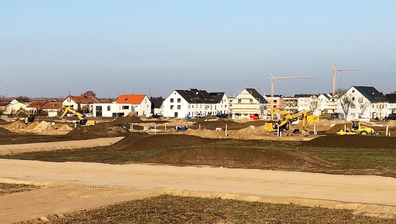 KNEBEL Baugesellschaft Gesamtprojekt Bau- und Gewerbegebietserschließung